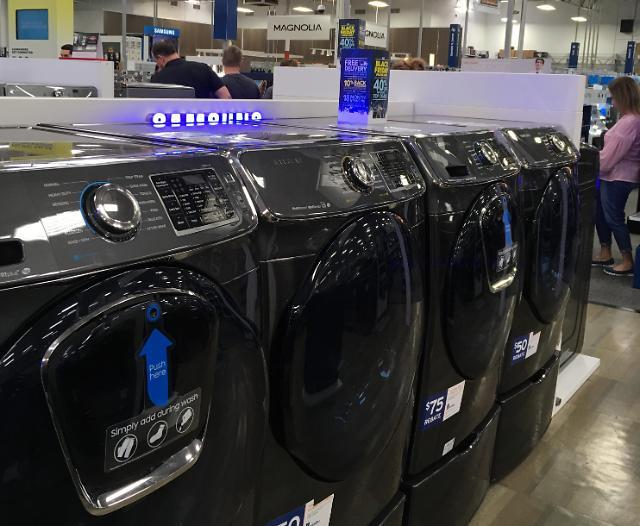 三星LG制定多项措施 回应美政府对洗衣机征收重税