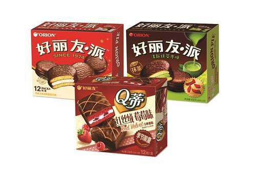 韩好丽友连续4年登顶中国派类食品品牌力榜