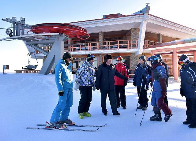 韩官员:韩朝马息岭滑雪合训有望如期进行