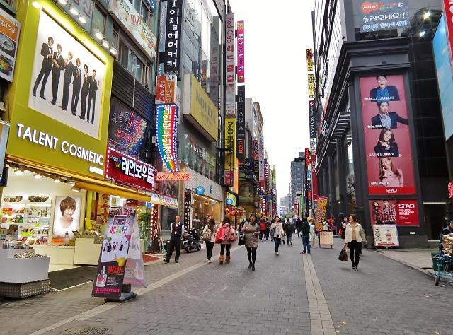 春节临近中国游客还是不来 韩国流通业界急了!