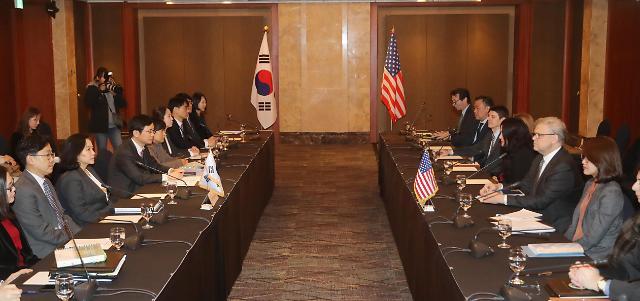 韩美启动第二轮FTA修订谈判