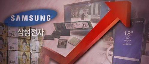 三星电子去年销售额为239.58万亿韩元 营业利润首破50万亿韩元