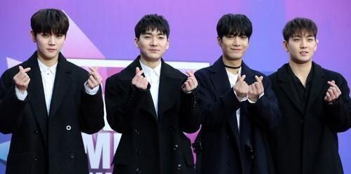 男团NUEST W下月将在首尔开唱