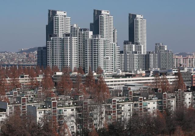 首尔公寓楼中间价格首破7亿韩元 涨1亿这次仅用了8个月