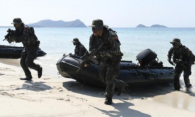 韩军将参加金色眼镜蛇联合军演