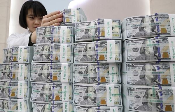 韩1月外汇储备近4000亿美元 再度刷新历史纪录