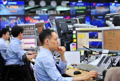 韩国股市总额去年排名全球13 上升2位