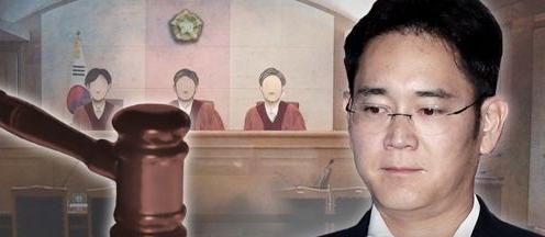 三星李在镕行贿案二审被判2年半缓刑4年