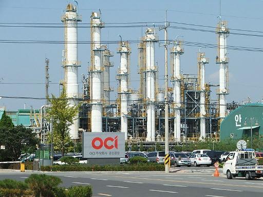韩化工企业OCI与中国隆基签下10亿美元长期供货大单