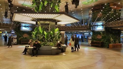 首尔地铁站安装人工太阳照明系统 系全球地铁首例