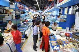 .韩1月水产品出口破2亿美元 创历年同月第二高.