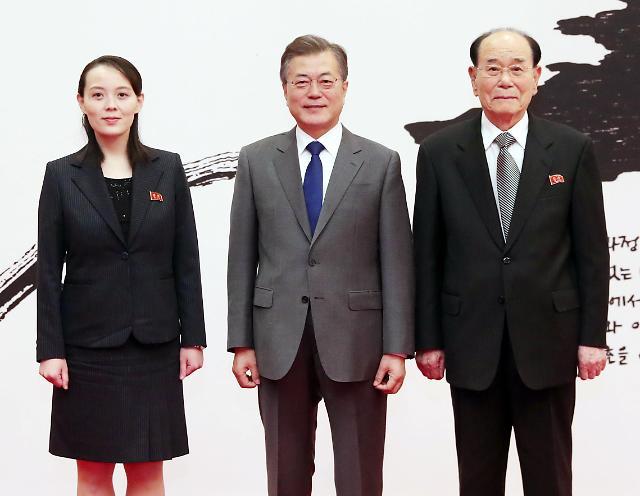 金正恩邀请文在寅访问朝鲜 美国白宫:正在与韩方紧密协商