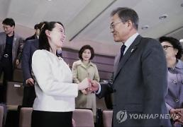 N. Koreas Kim demands practical measures to improve cross-border ties
