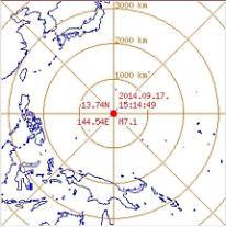 포항지진 여진 일어나더니…괌 지진까지, 국내외 지진 소식에 불안감 ↑