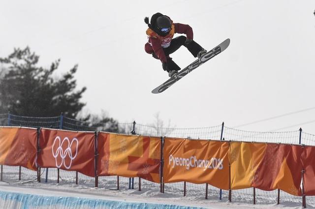中国首枚奖牌诞生!单板女子滑雪U型池刘佳宇摘银
