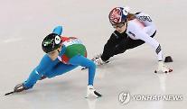 [평창동계올림픽] 최민정, 올림픽 신기록으로 女 쇼트트랙 500m 결승행...판커신 탈락
