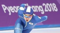  [평창동계올림픽] '제2의 이승훈' 김민석, 올림픽 깜짝 스타 등극