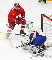 [평창동계올림픽] '맷 달튼 선방·조민호 올림픽 첫 골' 남자 아이스하키, 체코에 석패