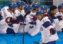 """[평창동계올림픽] '역사적인 올림픽 첫 골' 조민호 """"이길 수 있다는 자신감 생겼다"""""""