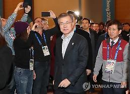 .文在寅:各方对韩朝首脑会谈期望过大过急.