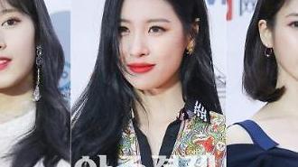 [아주동영상] 2018 가온차트 K-POP 어워드 레드카펫 밟는 여자 아이돌
