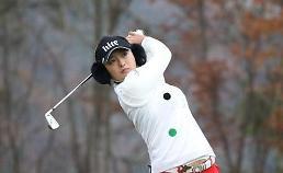 .韩高球选手高真荣在个人第一次LPGA赛中夺冠.