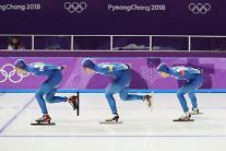 [평창동계올림픽] '꿀잼' 스피드스케이팅 팀추월, 어떤 종목일까