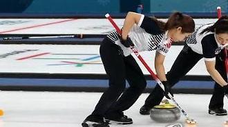 [평창동계올림픽] 여자 컬링 순위, 스웨덴 잡으면 공동 1위…남자 컬링은?