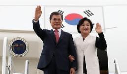.韩国总统的专机是租的 国会不给拨款买.