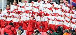 .朝鲜啦啦队拒收韩国礼物 连暖宝宝也不拿.