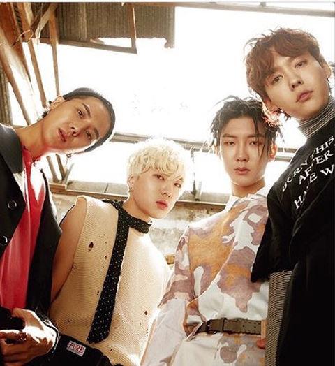 男团WINNER将于3月回归 近日赴美拍摄MV