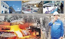 .韩国浦项制铁业绩喜人 未来将把新科技融入传统制造.