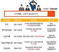 만도·한국전자금융·삼양식품·대림코퍼레이션 등 수시채용 봇물