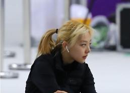 인터뷰 논란 김보름…매스스타트 경기 어쩌나