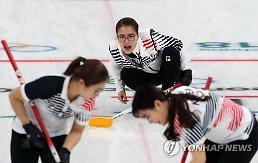 .冬奥女子冰壶韩国队最先挺进四强.