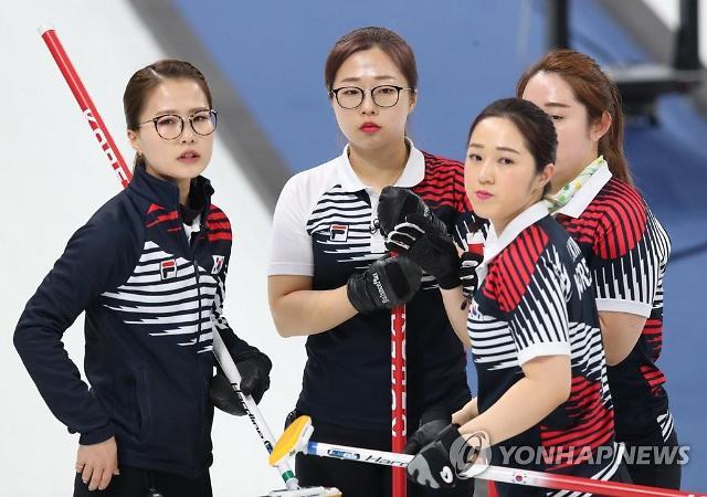 한국 여자 대표팀 컬링 순위, 6승 1패로 1위…러시아는 2승5패로 8위