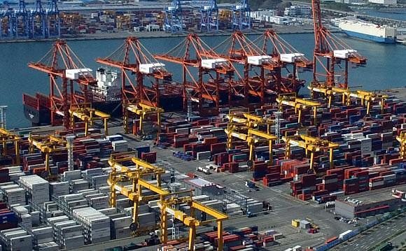 韩2月前20天出口同比减少3.9%