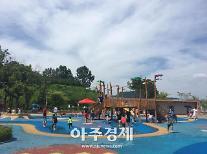 예산군, 예산읍 산성리 어린이공원 내 여름철 물놀이터 조성