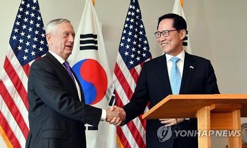 韩美军方:冬残奥会结束后发表联合军演重启时间