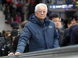 .朝鲜籍国际奥委会委员张雄:愿同韩国合办亚冬会.