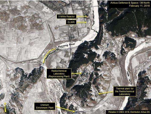 韩统一部:密切关注朝鲜轻水反应堆动向