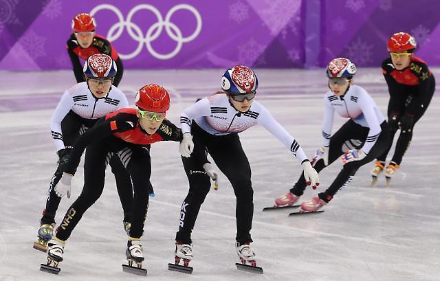 冬奥速滑女子3000米接力又惹韩中网友互怼