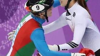[평창] 아리아나 폰타나, 최민정 여자 1000m 준결승 진출… 세 번째 메달 노린다