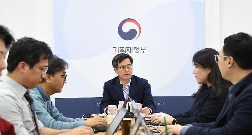 정부, 한국GM 정상화 대주주책임·고통분담·지속가능방안 3대 원칙 제시