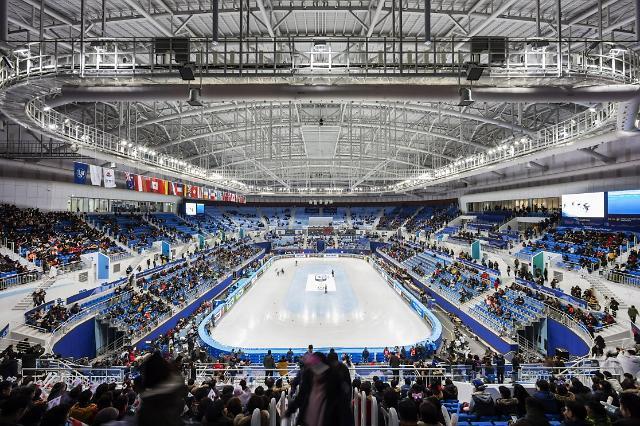 平昌冬奥冰上比赛选手频创纪录 韩国:因为我们的冰好