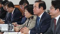 """장병완 """"개헌, 비교섭단체 포함 5당 협상체제로 논의해야"""""""