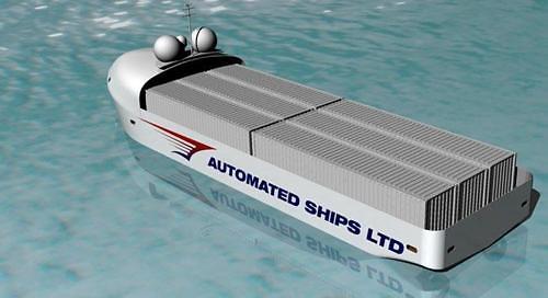 韩国与丹麦联手 共同开发无人驾驶船舶