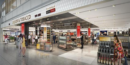 租金谈不拢 新罗、新世界免税店或将撤出仁川机场