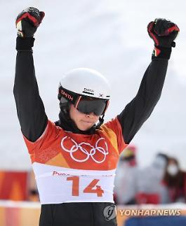 [평창] '스노보드 기적' 이상호, 올림픽 스키 사상 최초 '은메달' 새 역사