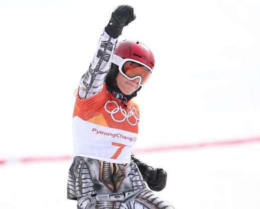 [평창] 체코 레데츠카, 동계올림픽 사상 첫 스노보드·알파인스키 2관왕